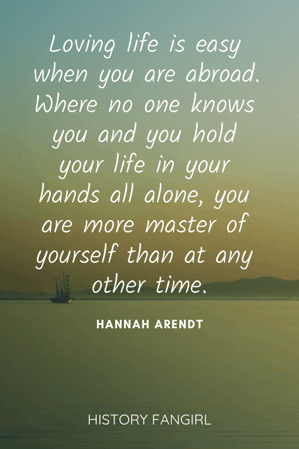 solo travelling quotes
