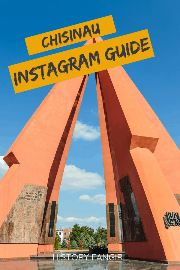 Most Instagrammable Places in Chisinau
