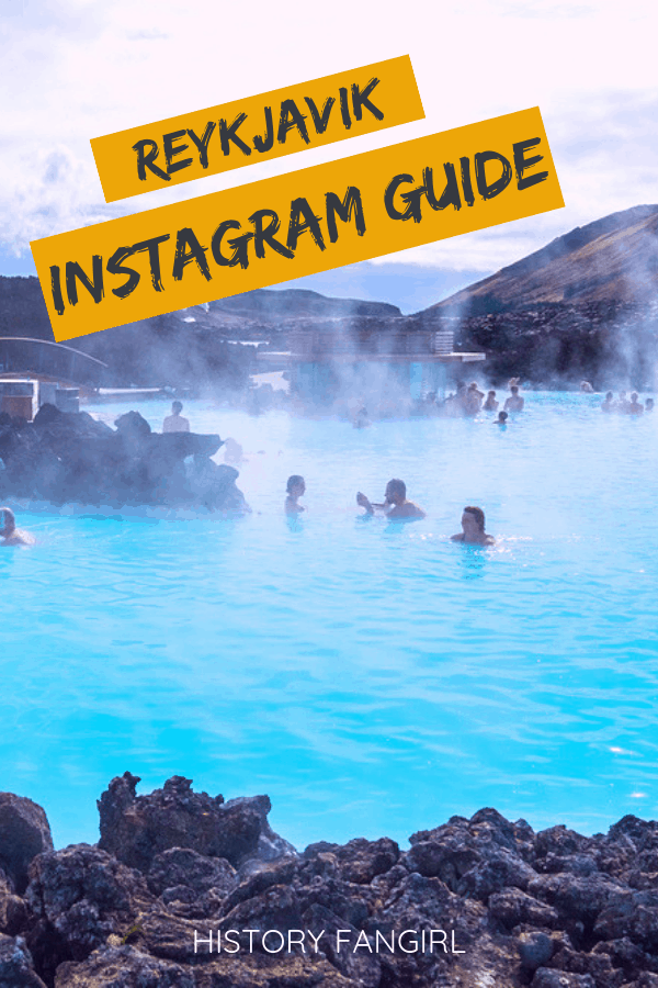 Most Instagrammable Places in Reykjavik