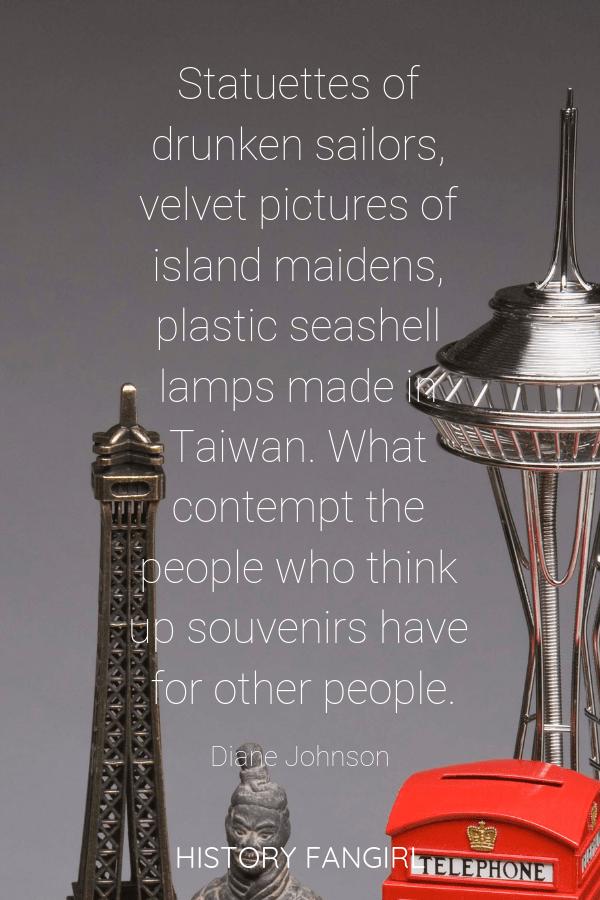 souvenir quotes