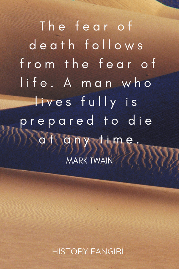 travel quotes by Mark Twain
