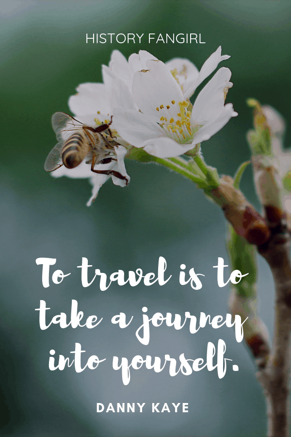 To travel is to take a journey into yourself. Danny Kaye quotes about travel changing you