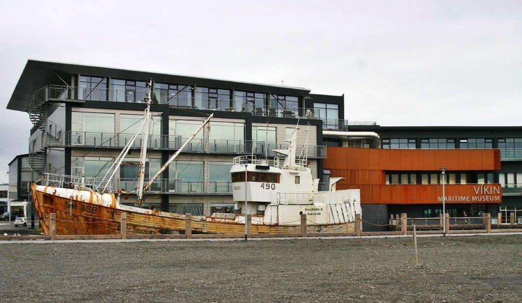 Iceland - Reykjavik - Maritime Museum