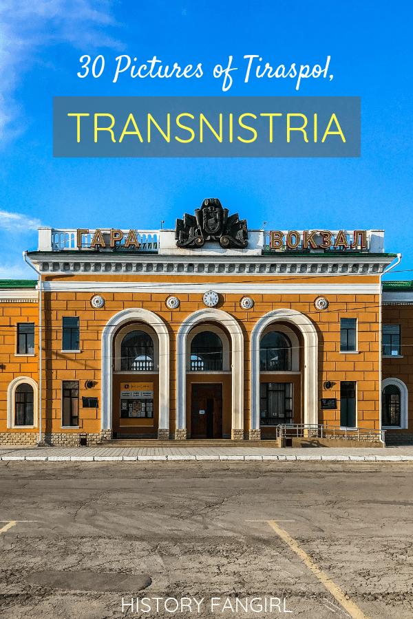 30 Pictures of Traspol Transnistria