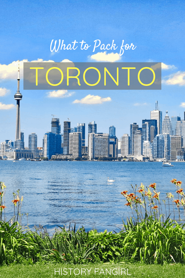 What to Pack for Toronto. A Toronto packing list with what to wear in Toronto for women and men.