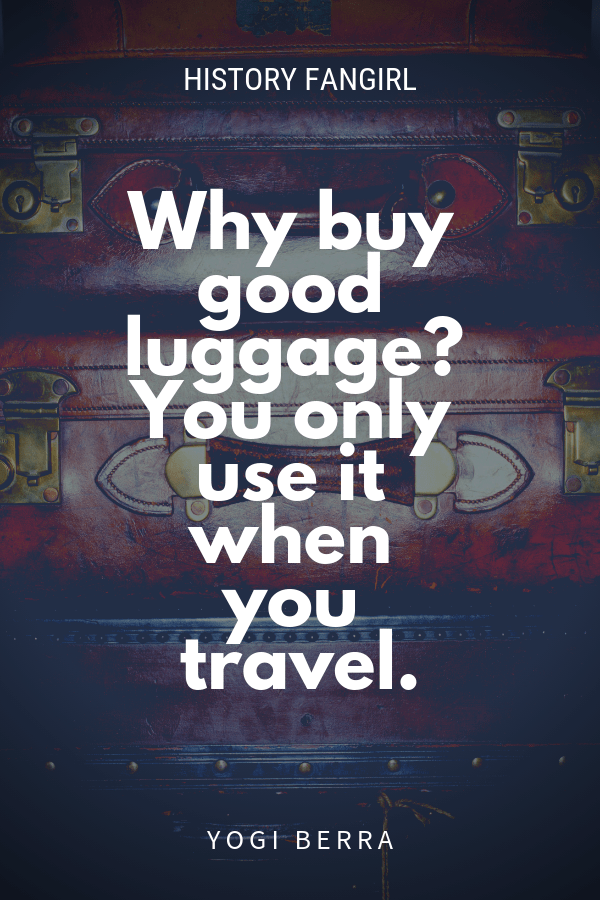 packing travel quotes