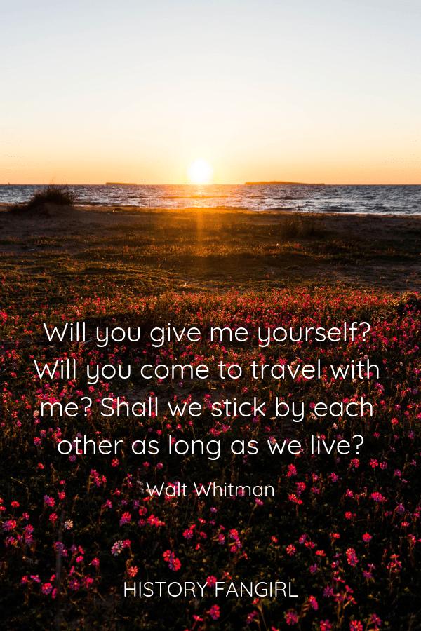 romantic travel quotes