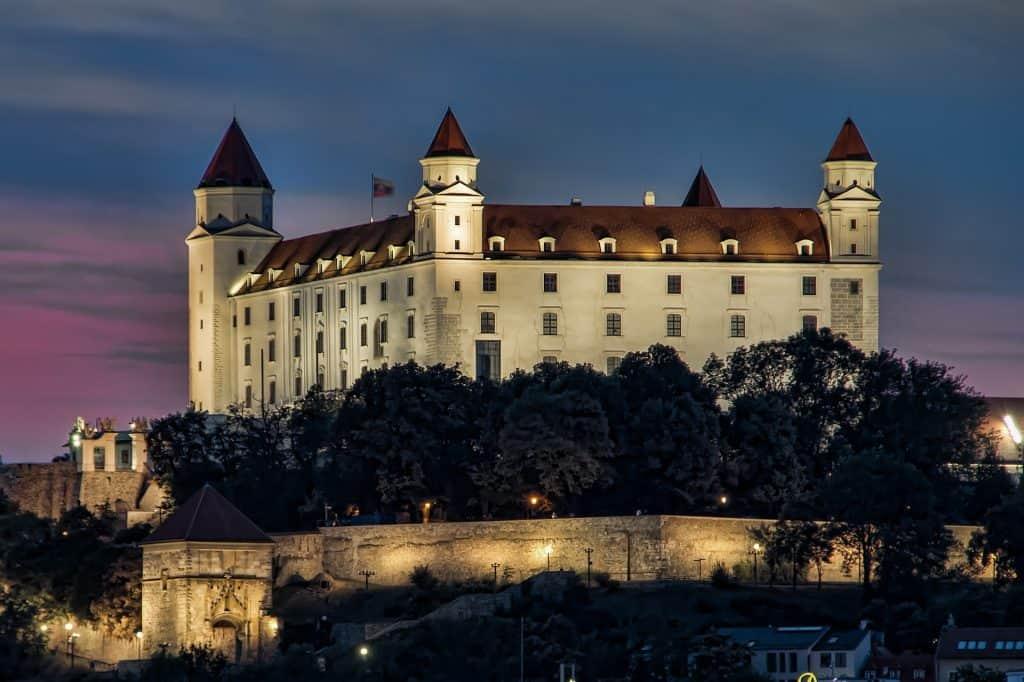 Slovakia - Bratislava - Pixabay