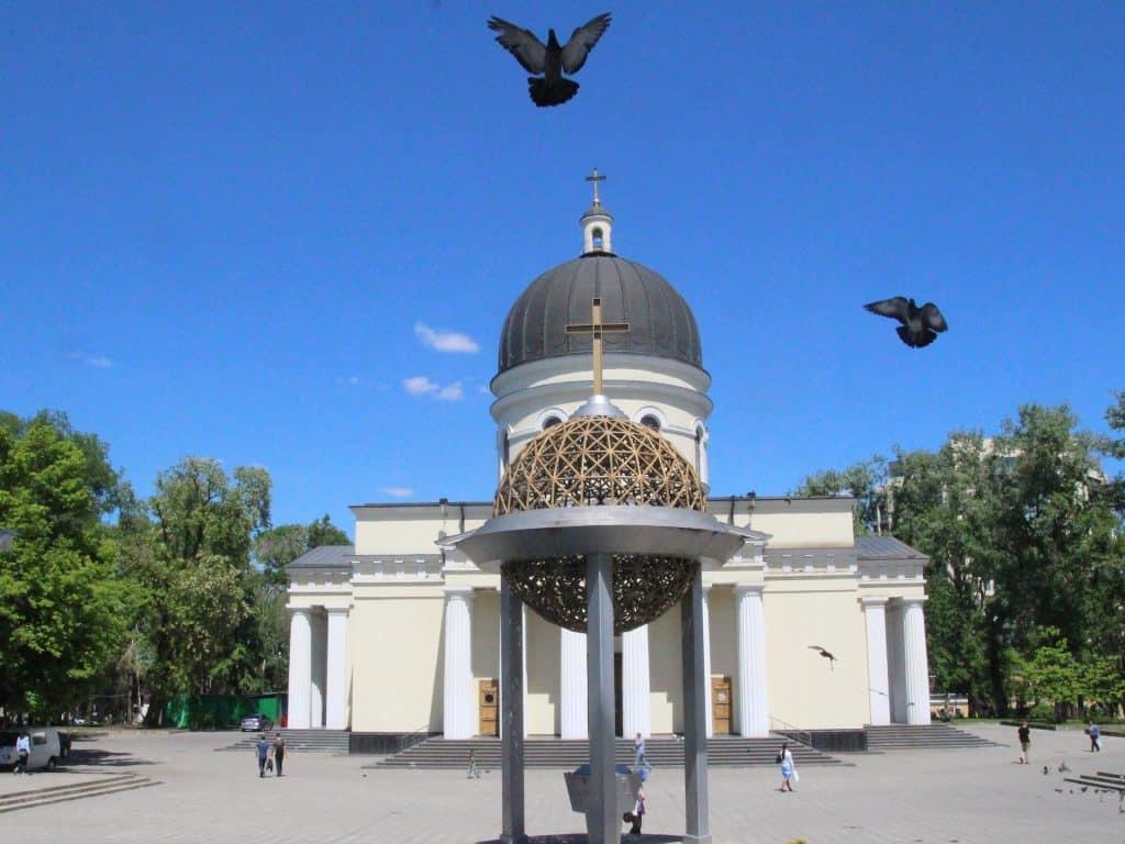 Moldova - Chisinau - Nativity Catehdral - chisinau-2367184_1920