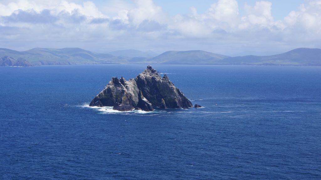 Ireland - Skellig Michael - Pixabay