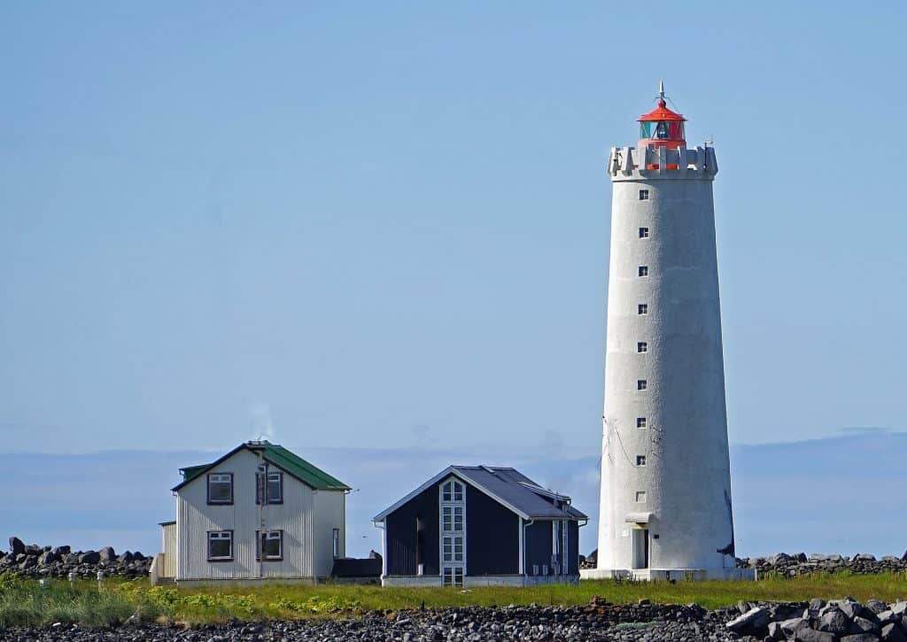 Iceland - Reykjavik - Lighthouse