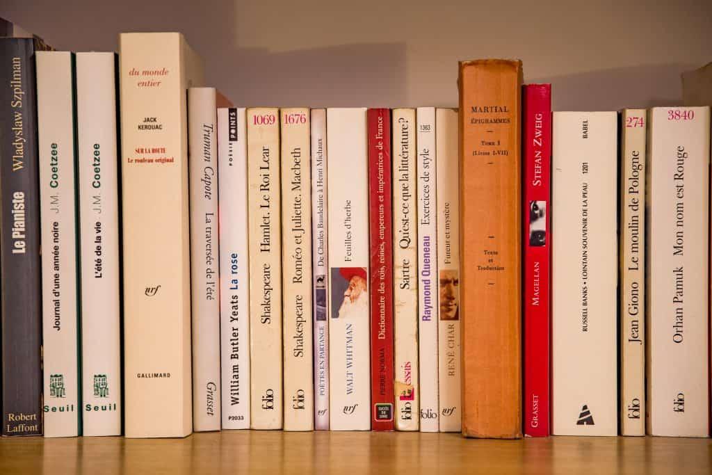 French Literature - Pixabay