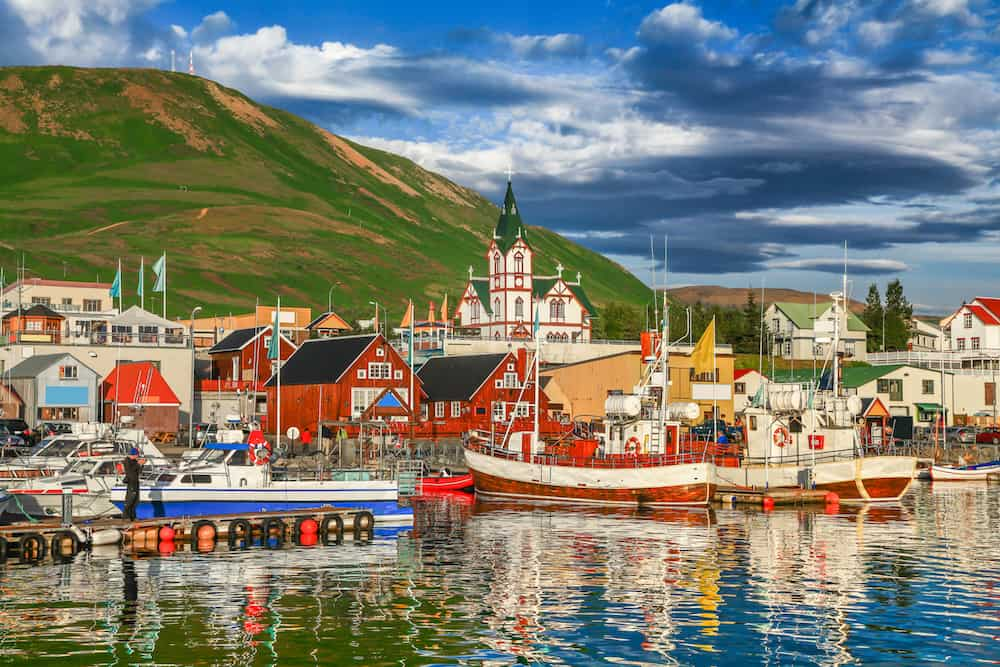 Iceland - Husavik