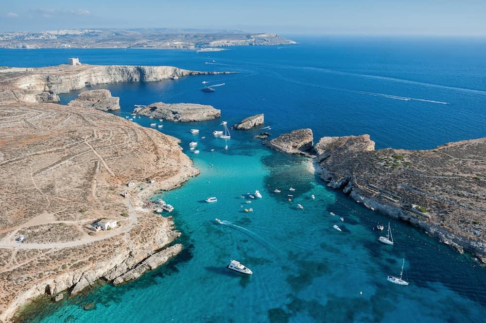 Malta - Blue Lagoon - Comino