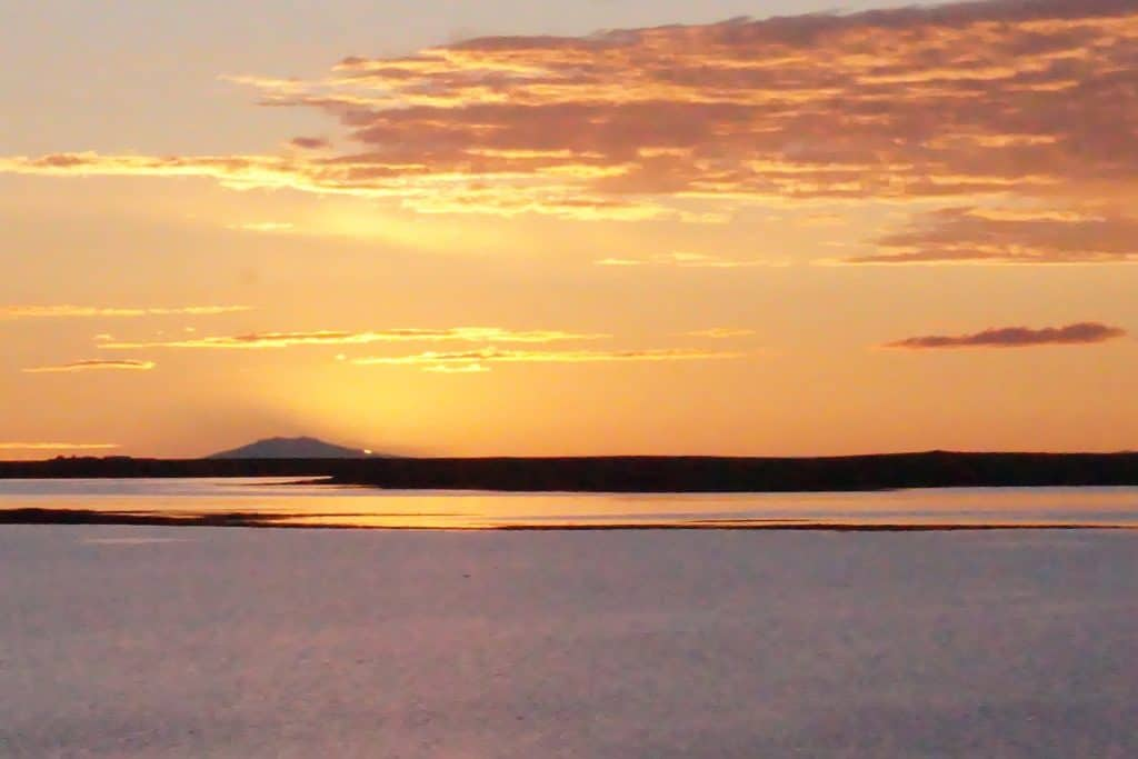 Iceland - Reykjavik - Midnight Sun