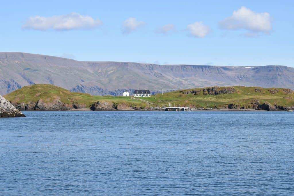 Iceland - Reykjavik - Viðey