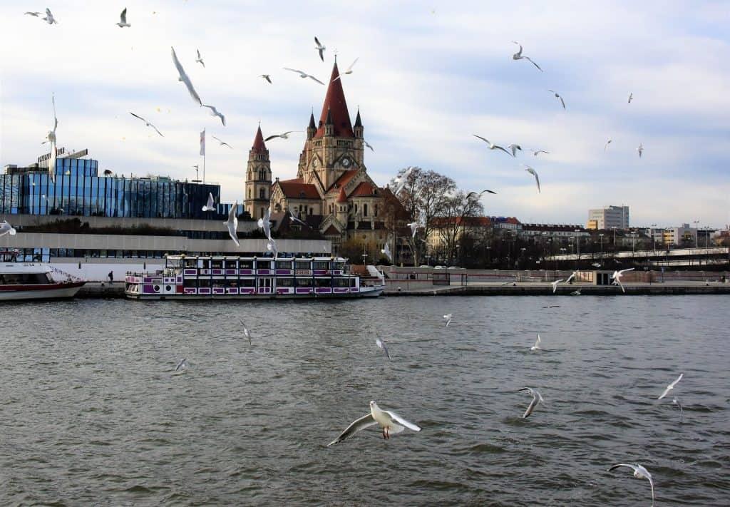 Austria - Vienna - Danube