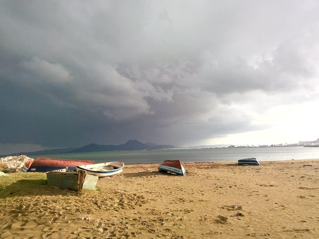 Tunisia - La Goulette Beach - Tunisia Beaches