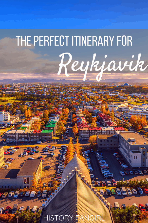 3 Days in Reykjavik: Itinerary for a Perfect City Weekend