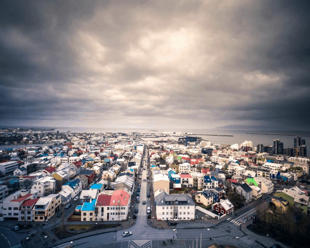 Iceland - Reykjavik - Canva - Iceland in October