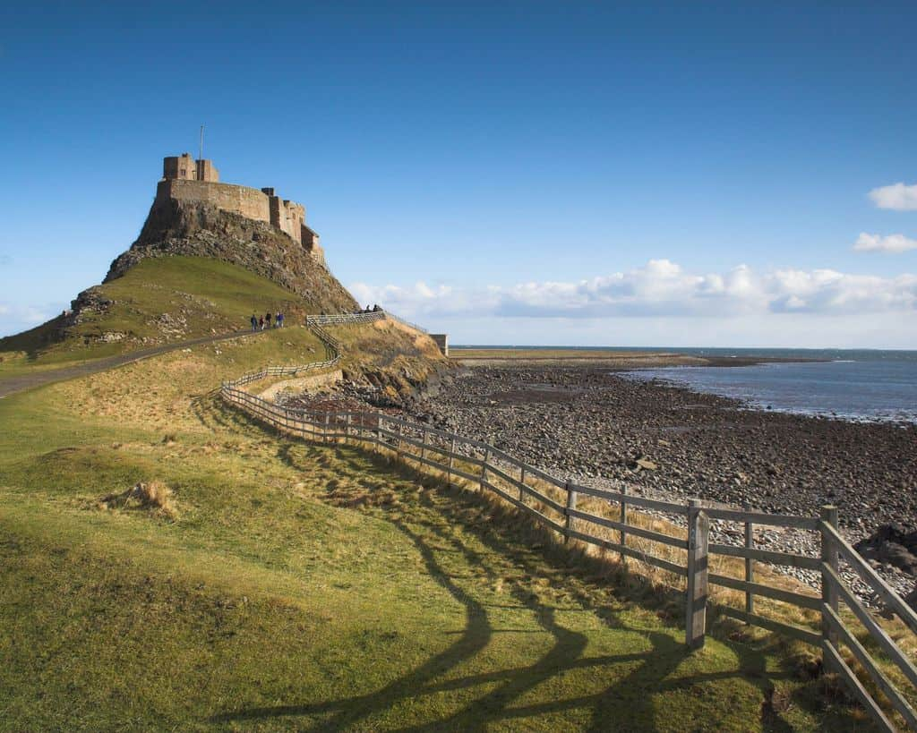 England - Lindisfarne - Canva