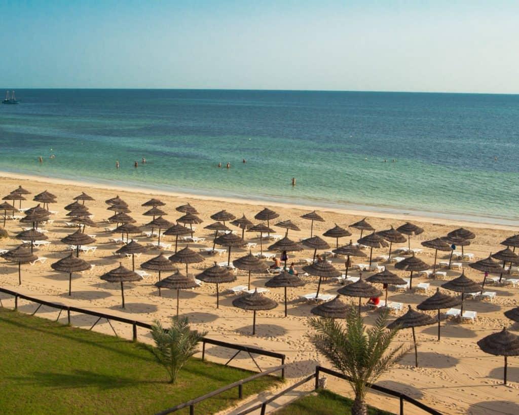 Tunisia - Djerba - Beach