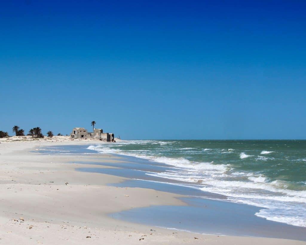 Tunisia - Djerba - Plage - Beach