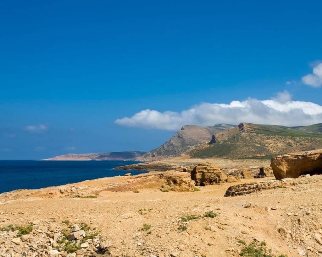Tunisia - El Haouaria - Tunisia Beaches