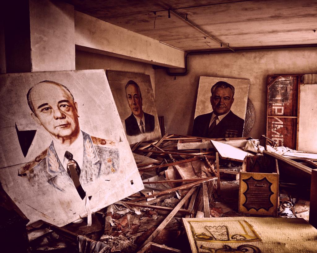 Ukraine - Chernobyl - Canva