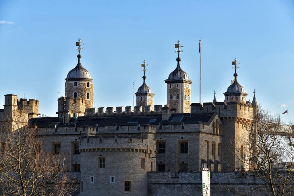 England - London - Tower of London - Pixabay