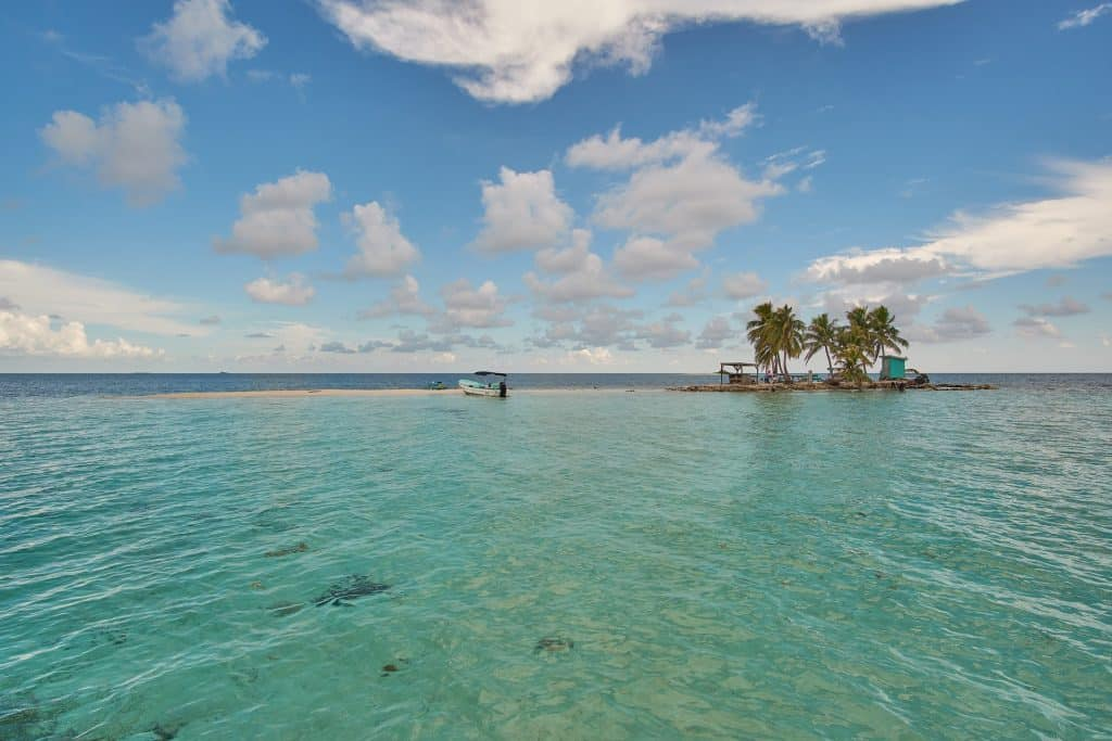 Belize - Silk Caye - Best Belize Beaches