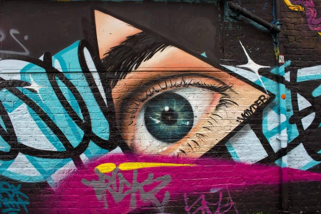 England - London - Street Art