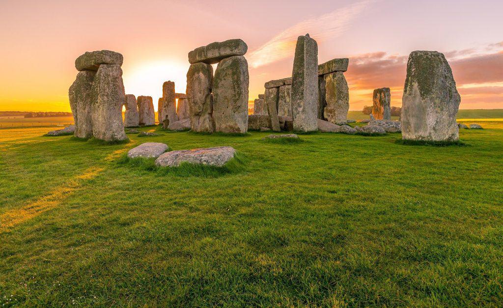 England - Stonehenge - Pixabay