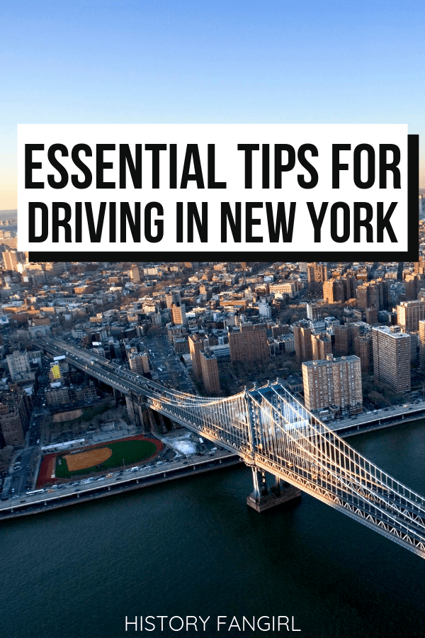 17 Things to Know Before You Rent a Car in New York and NYC Driving Tips