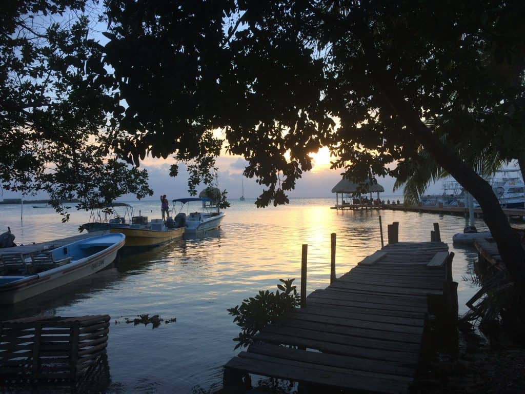 Where to go in Belize - Caye Caulker