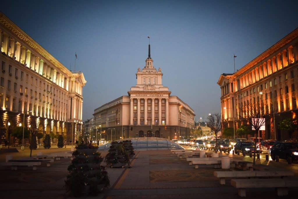 Bulgaria - Sofia - Large