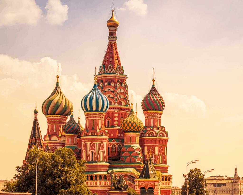 Russia - Moscow - Destination Russia Memoir