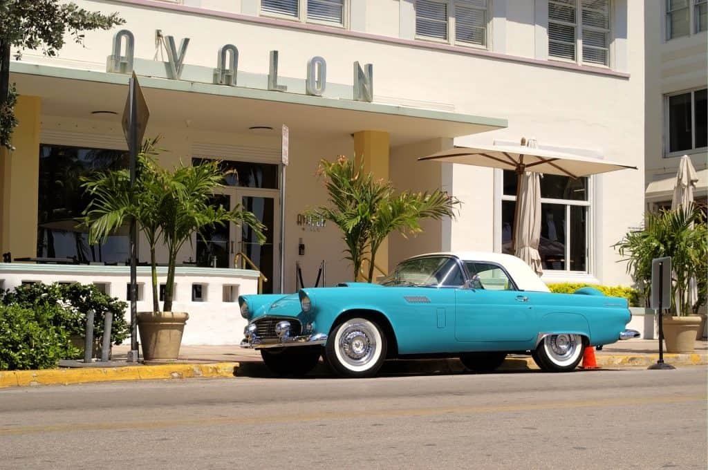 florida - car - renting a car in florida