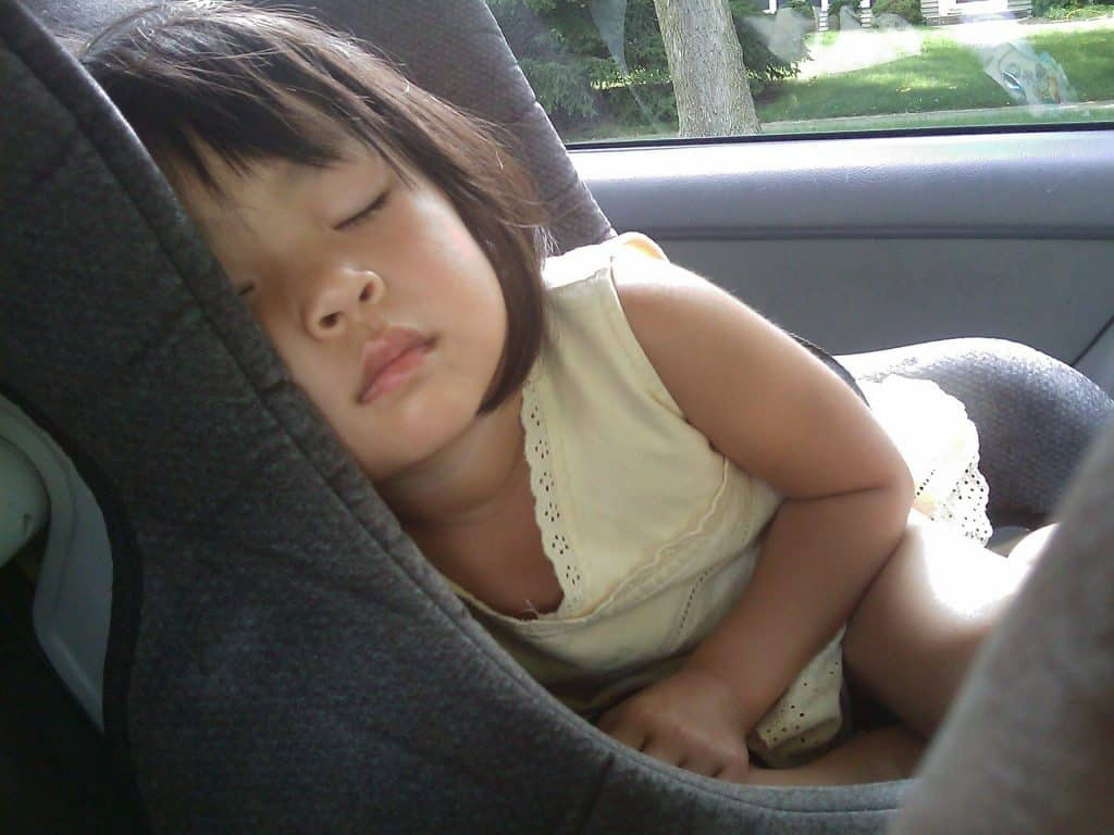 Florida - Child Carseat Regulations for Driving in Miami