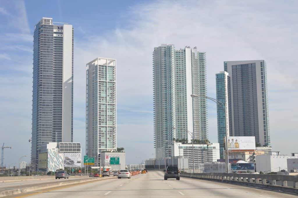 Florida - Miami - Highway