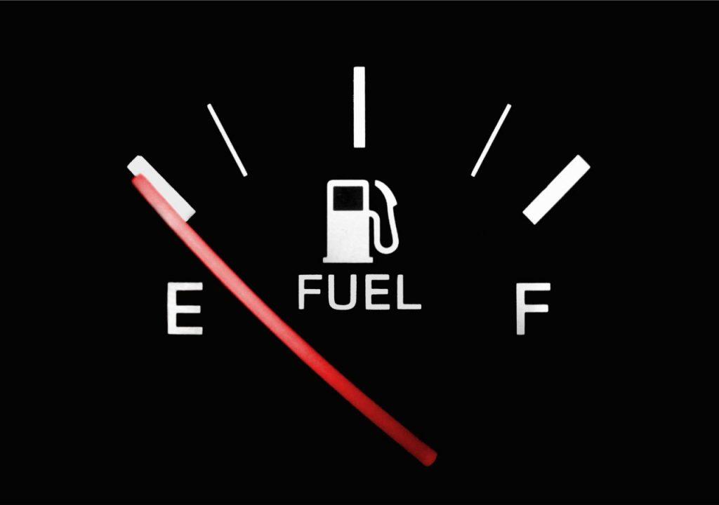 Florida - Miami - Renting a car in Miami - Empty Gas Tank