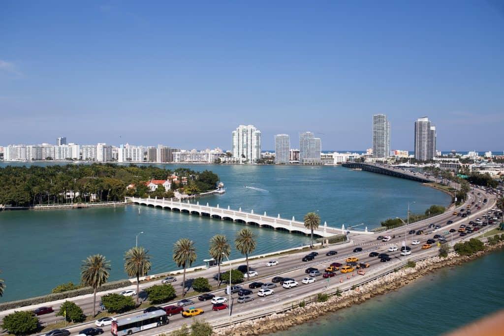 Florida - Miami - Driving