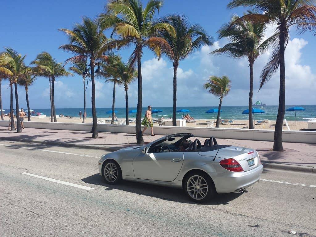 Floirda - Miami - Rental Car