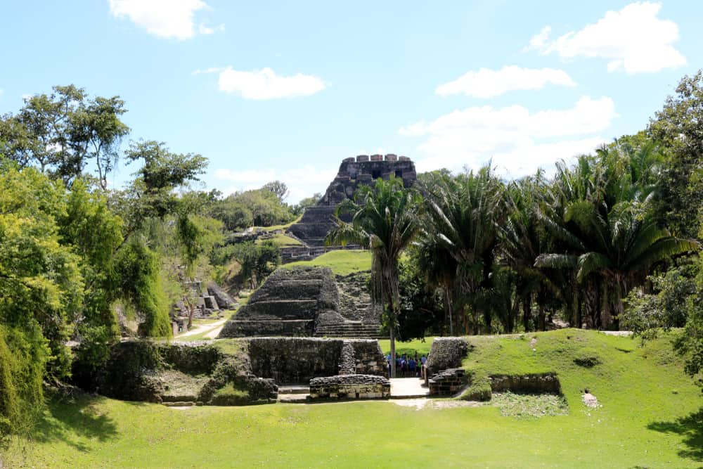 Belize - Xunatunich