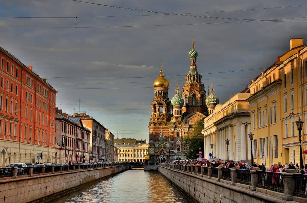 Russia - St. Petersburg - Destination Russia
