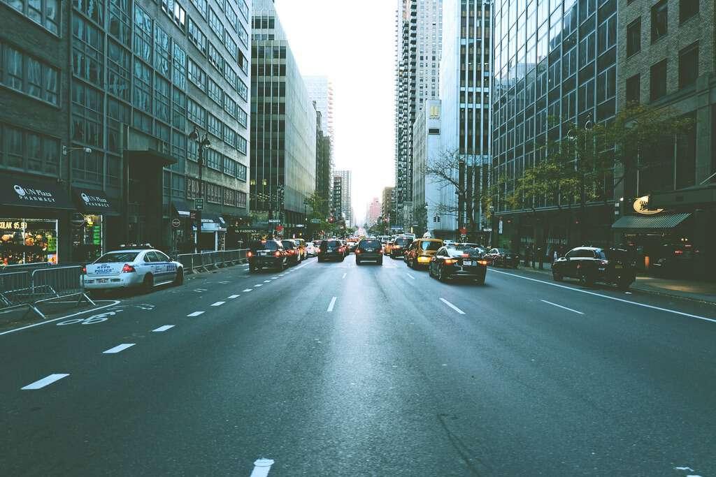 New York - Traffic - Pixabay