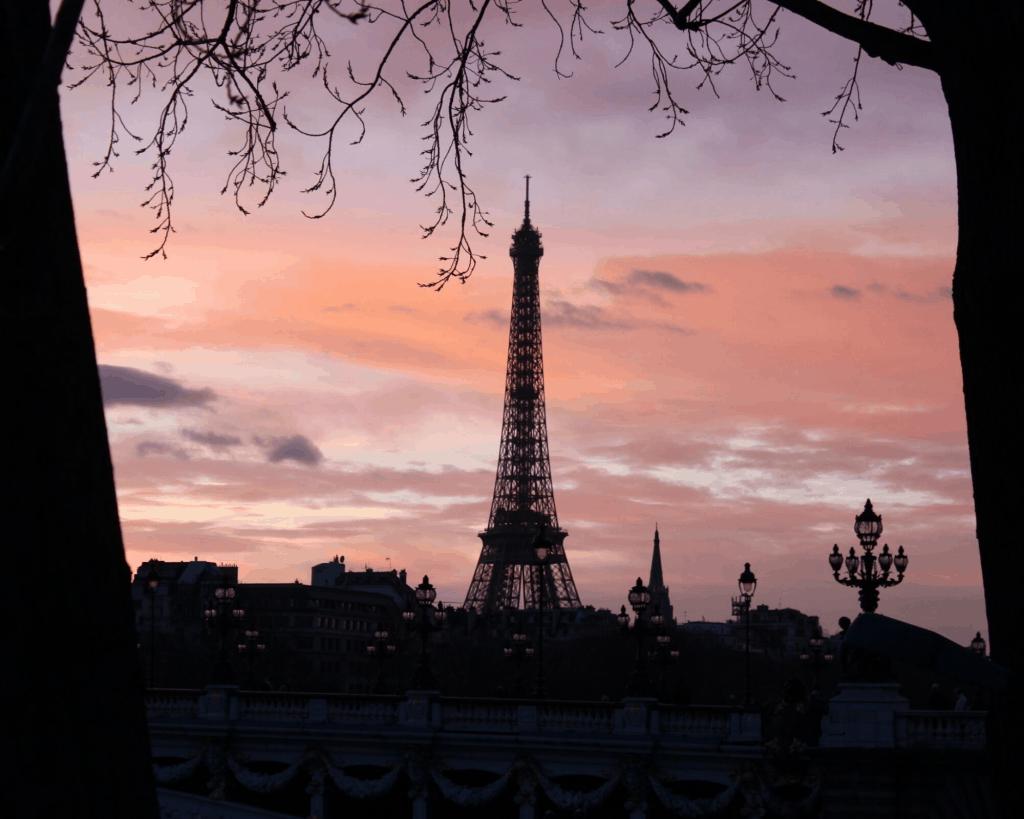 France - Paris - Canva