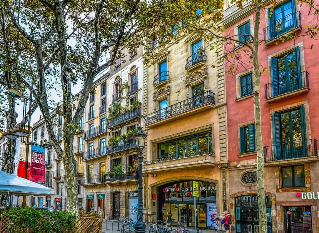 Spain - Barcelona - Pixabay