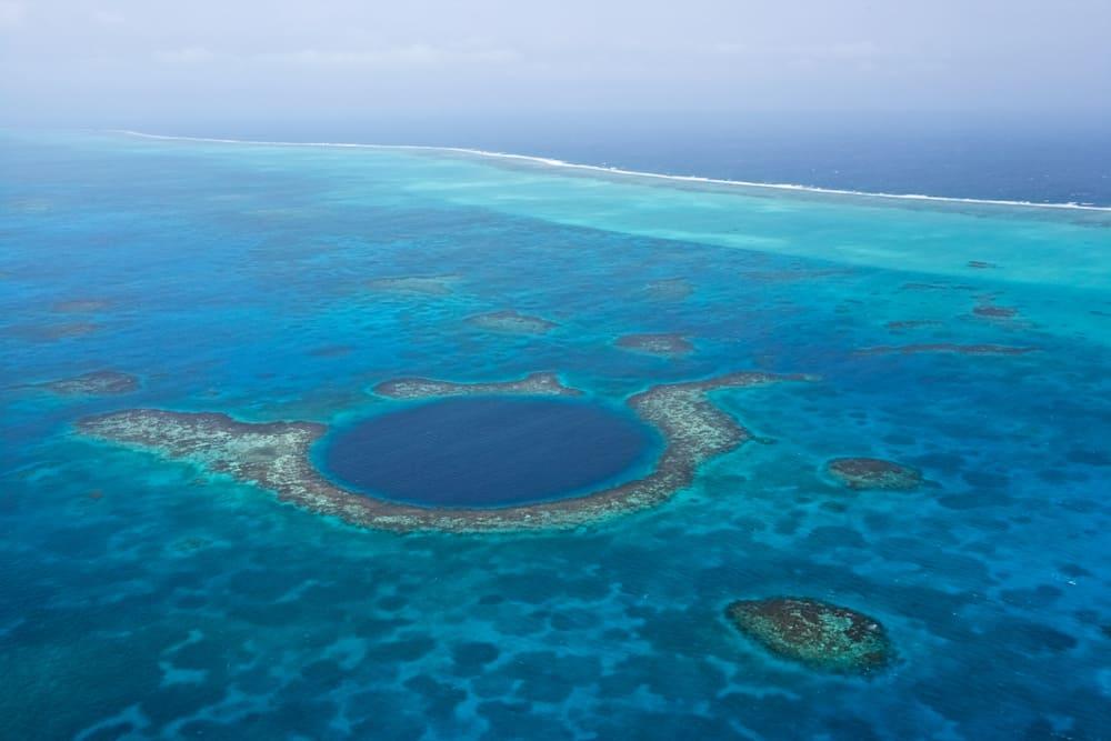 Belize - Great Blue Hole