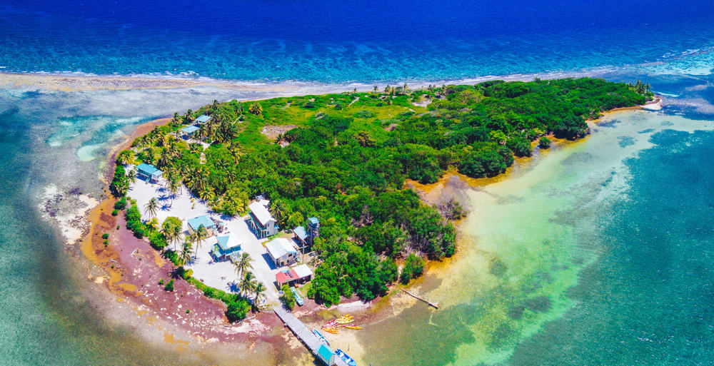 Belize - Caye